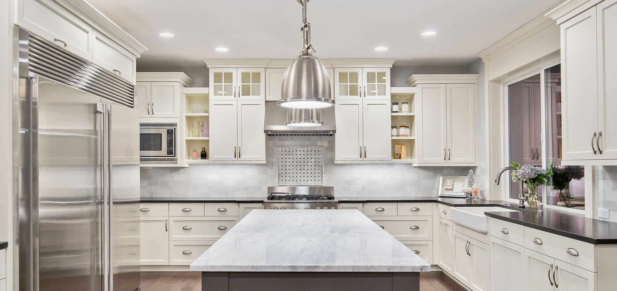 kitchen remodeling Marked Improvement