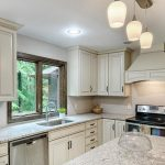 Remodeled Kitchens off white